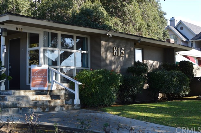 Combo - Residential and Commer for Sale at 815 Foothill Boulevard W Monrovia, California 91016 United States