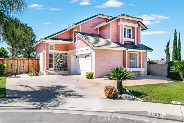 11001  Shaw Street, Rancho Cucamonga in San Bernardino County, CA 91701 Home for Sale