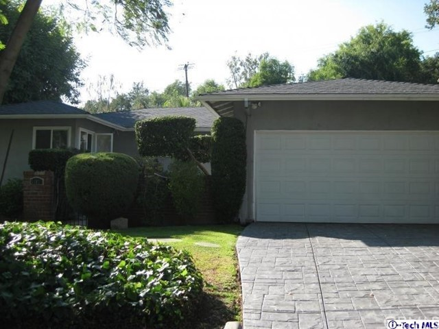 5107 Crown Avenue La Canada Flintridge, CA 91011 is listed for sale as MLS Listing 317004804