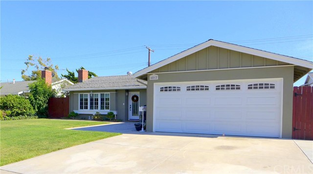 Single Family Home for Sale at 6812 Chapman St Garden Grove, California 92845 United States