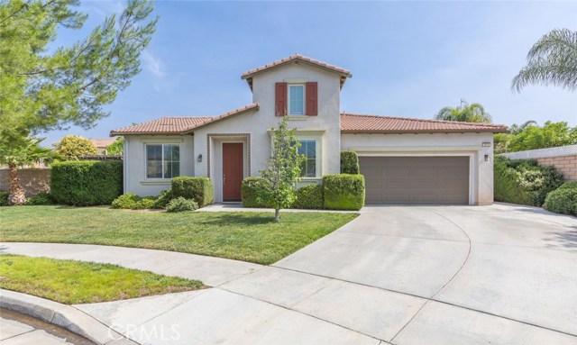 3012 Bridgewater Circle Hemet, CA 92545 - MLS #: SW17213958