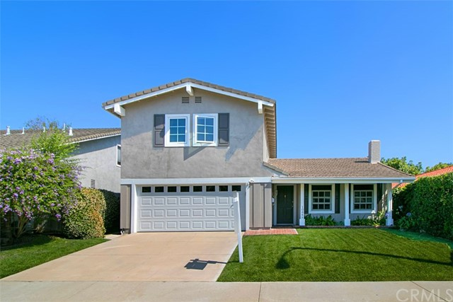 Single Family Home for Sale at 10889 El Mar Fountain Valley, California 92708 United States