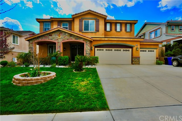 Photo of 15133 Jackrabbit Street, Fontana, CA 92336