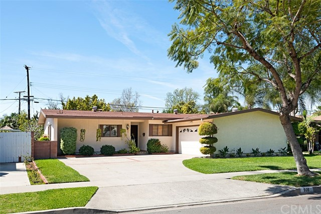 Single Family Home for Sale at 906 Concord Street Santa Ana, California 92701 United States