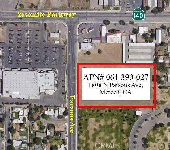 1808 Parsons Avenue, Merced, CA, 95341
