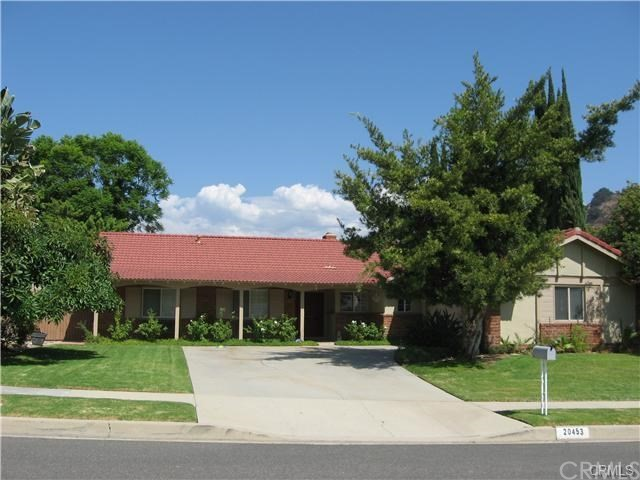 20453  Seton Hill Drive, Walnut, California