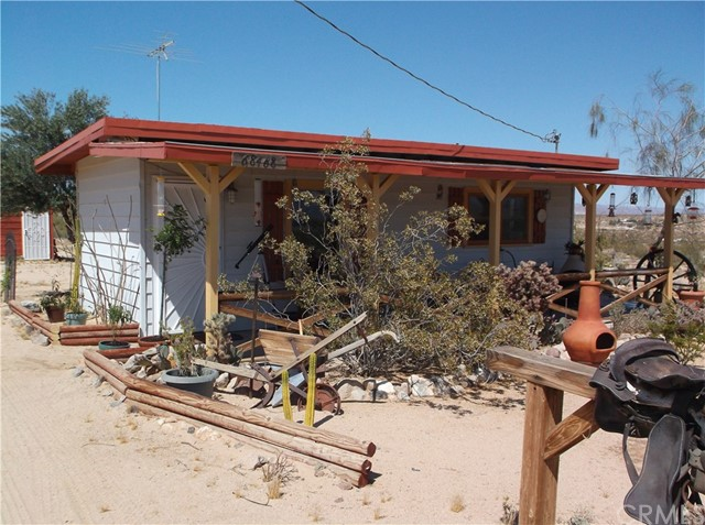 68468 Old Chisholm Trail, 29 Palms, CA, 92277