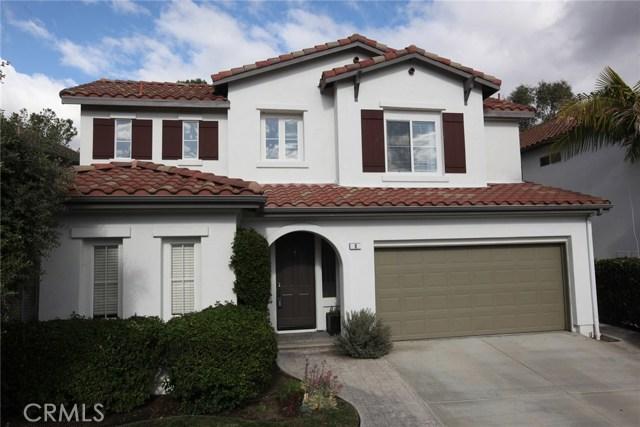 Single Family Home for Rent at 8 Lyon Ridge Aliso Viejo, California 92656 United States