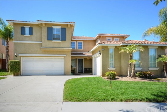 One of Price Reduced Corona Homes for Sale at 874 W Orange Heights Lane