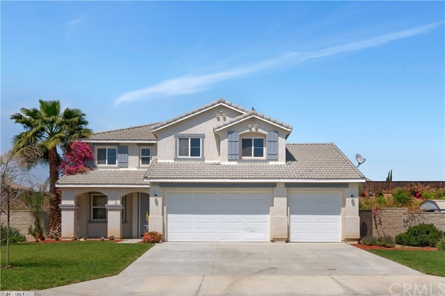 Detail Gallery Image 1 of 47 For 19204 Bridlewood Rd, Perris,  CA 92570 - 6 Beds   3 Baths