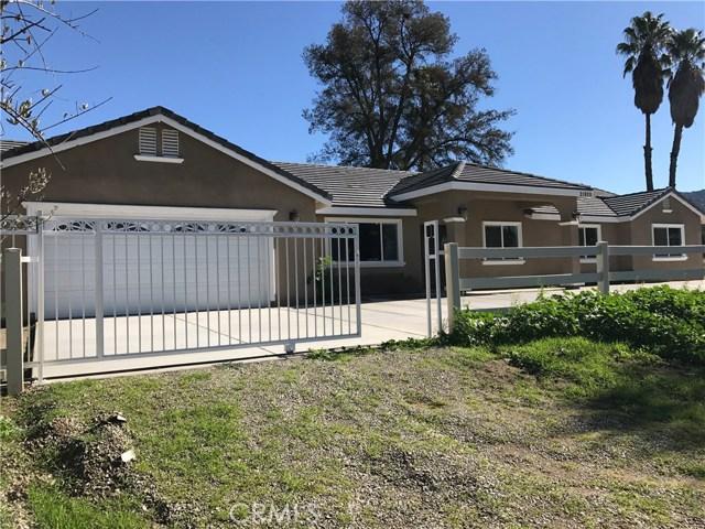 Single Family Home for Sale at 21928 Rosary Avenue Nuevo, California 92567 United States