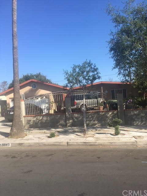 Single Family Home for Sale at 13860 Eustace Street Pacoima, California 91331 United States