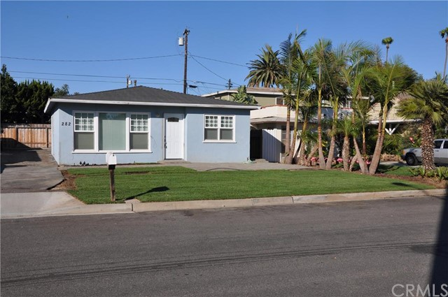 282 Knox Street Costa Mesa, CA 92627 is listed for sale as MLS Listing PW16184357