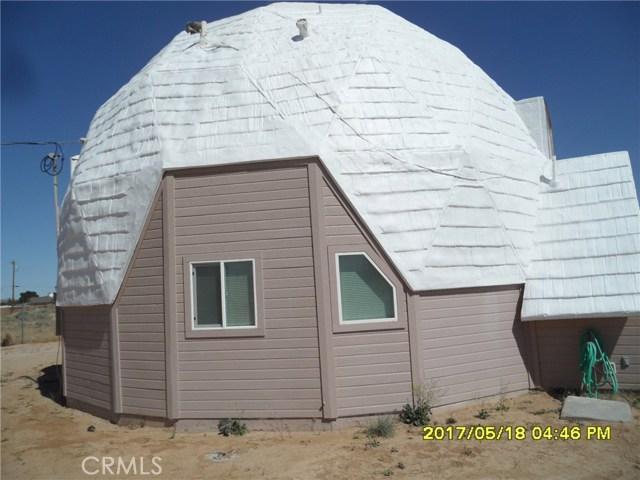 7661 Ironwood Avenue California City, CA 93505 - MLS #: CV17111616