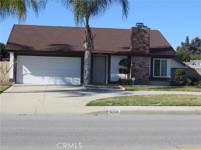 12228 San Antonio Avenue Chino CA  91710