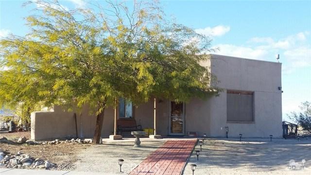 Single Family Home for Sale at 1020 Sea Urchin Avenue Salton City, California 92274 United States