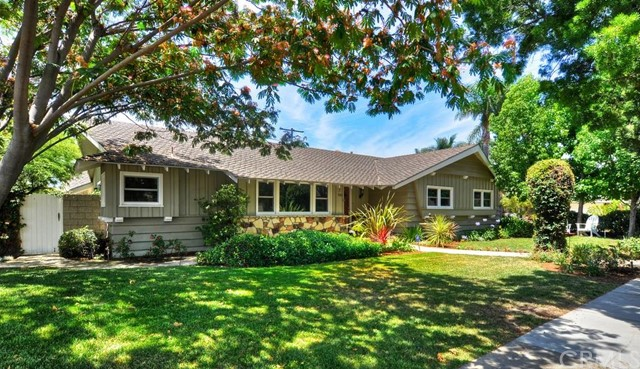 Single Family Home for Sale at 700 Larchwood St Brea, California 92821 United States