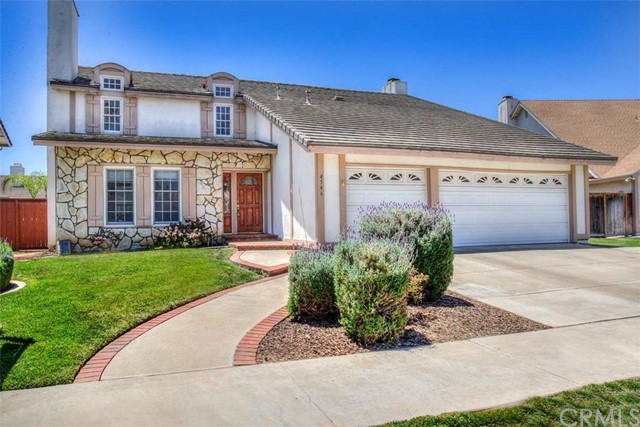 Single Family Home for Rent at 4546 E Blue Jay 4546 Blue Jay Orange, California 92869 United States