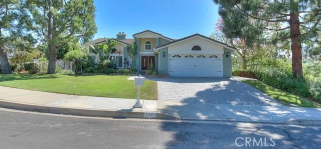 2363 Gypsum Court, Chino Hills, California