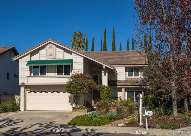 Single Family Home for Sale at 2679 Wayward Court Brea, California 92821 United States