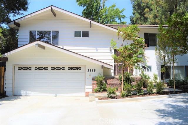 3115 Rubio Canyon Road Altadena, CA 91001 - MLS #: IG17179959