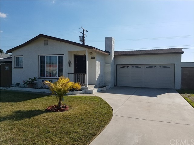 Single Family Home for Sale at 4710 Melric Drive W Santa Ana, California 92704 United States