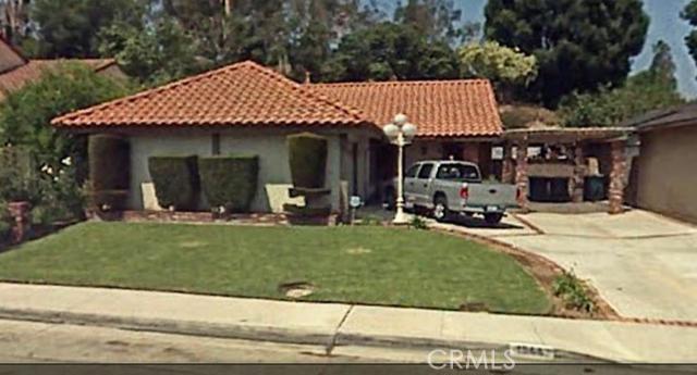 1844 East Woodgate Drive West Covina CA  91792
