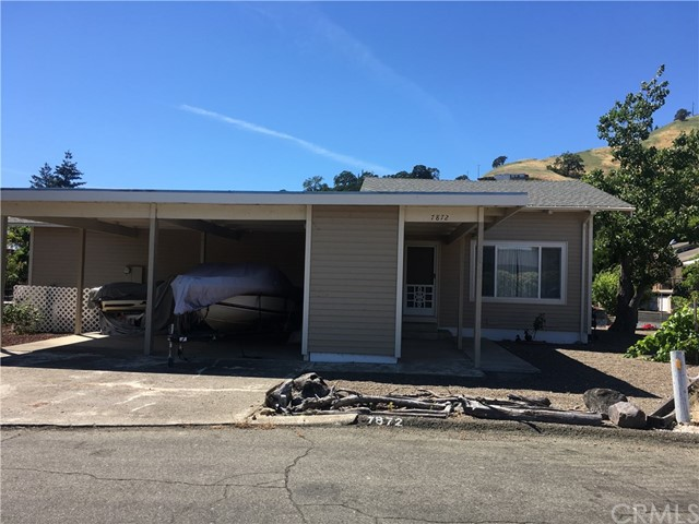 Single Family Home for Sale at 7872 Cora Drive Lucerne, California 95458 United States