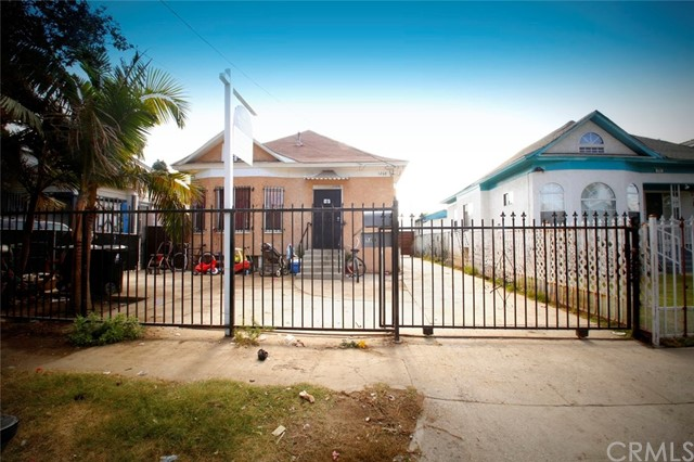 Residential Income for Sale at 1268 E Martin Luther King Jr Boulevard 1268 E Martin Luther King Jr Boulevard Los Angeles, California 90011 United States