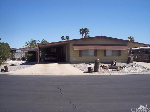 Manufactured for Sale at 38637 Fuller Drive 38637 Fuller Drive Palm Desert, California 92260 United States