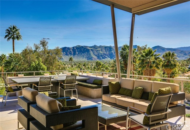 Single Family Home for Sale at 1801 Crestview Drive 1801 Crestview Drive Palm Springs, California 92264 United States