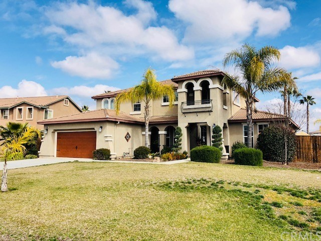 Single Family Home for Sale at 14065 Spyglass Circle Chowchilla, California 93610 United States