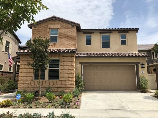 81 Ventada Rancho Mission Viejo, CA 92694 - MLS #: OC18170437