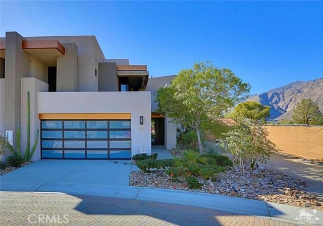 433 Avenida Caballeros Palm Springs, CA 92262 is listed for sale as MLS Listing 216030388DA