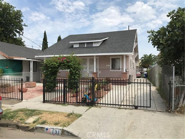 131 56th Street, Los Angeles, CA, 90037