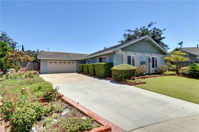 9468 Kiwi Circle Fountain Valley, CA 92708 - MLS #: OC17138261