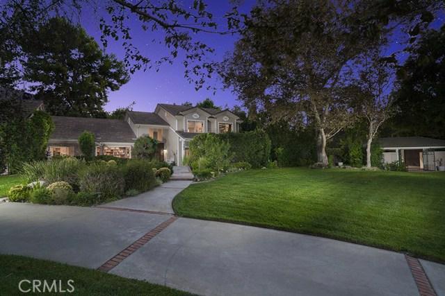 Casa Unifamiliar por un Venta en 265 S Chrisalta Way Anaheim Hills, California 92807 Estados Unidos