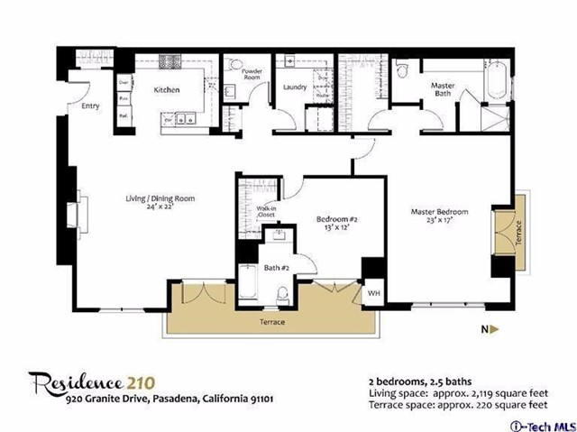 Condominium for Rent at 920 Granite Drive Pasadena, California 91101 United States