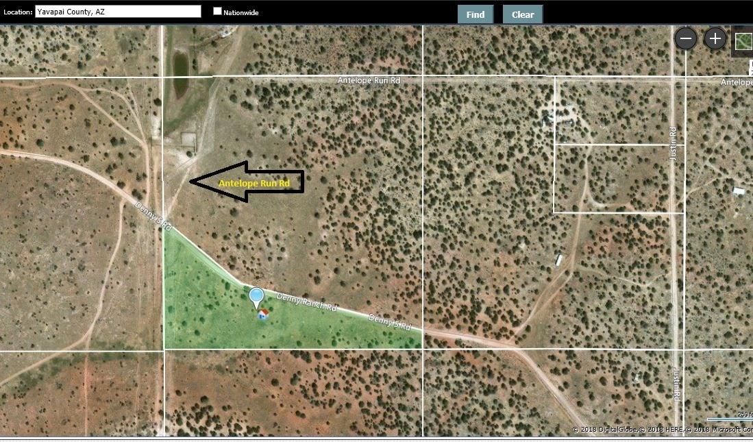 0 Denny 5 Road, Outside Area (Outside Ca), AZ 0