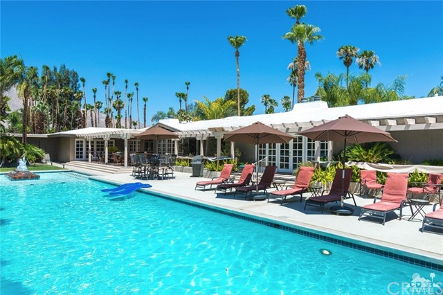Single Family Home for Sale at 187 San Marco Way 187 San Marco Way Palm Springs, California 92262 United States