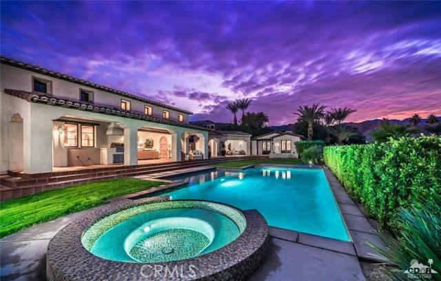 Single Family Home for Sale at 23 Mesa Vista Lane 23 Mesa Vista Lane Rancho Mirage, California 92270 United States