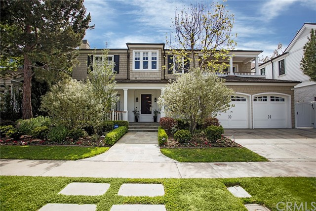 Single Family Home for Sale at 1935 Port Nelson Place Newport Beach, California 92660 United States