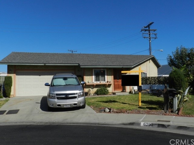Single Family Home for Sale at 6790 Danielson Court Commerce, California 90040 United States