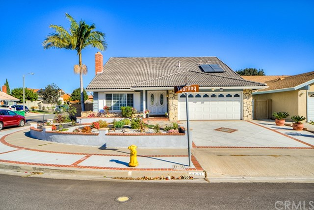 4981 Yearling Avenue  Irvine CA 92604