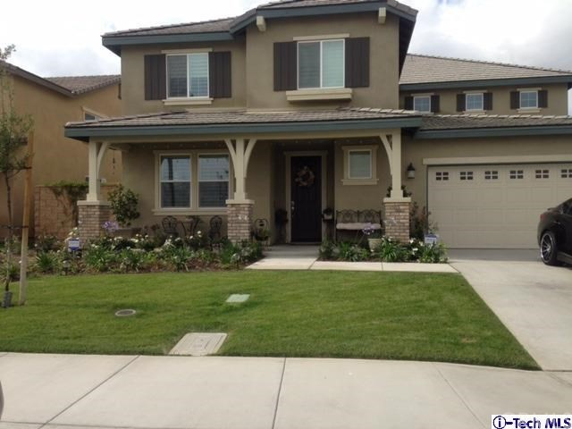 Single Family Home for Sale at 11976 Berlyn Dove Ct Court Mira Loma, California 91752 United States