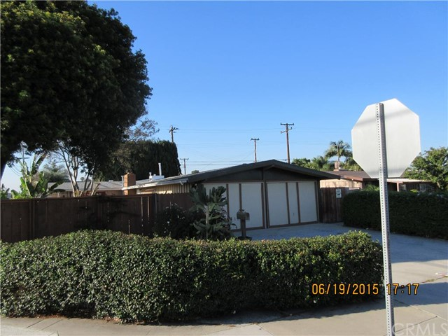 Residential Income for Sale at 12001 Candy St Garden Grove, California 92840 United States