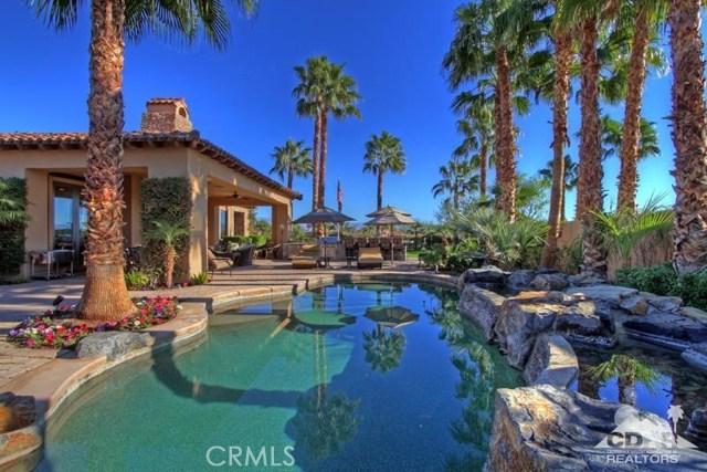 Photo of home for sale at 57240 Peninsula Lane, La Quinta CA
