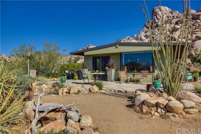 Single Family Home for Sale at 51222 Gamma Gulch Road Pioneertown, California 92268 United States