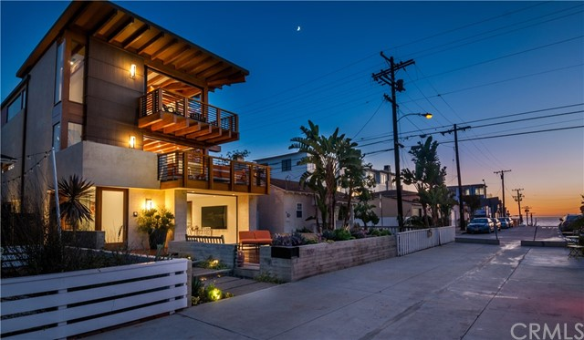 Single Family Home for Sale at 316 9th Street Manhattan Beach, California 90266 United States