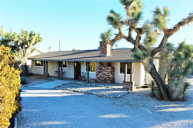 57949 Joshua Lane, Yucca Valley CA 92284